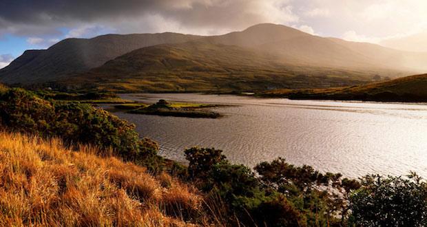 Irlanda, CralRER, tour